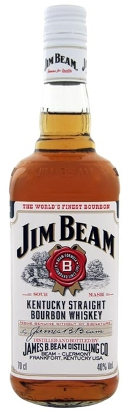 Whiskey JIM BEAM 40% Vol. 0,7l