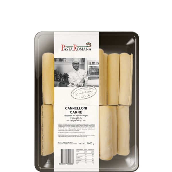 Cannelloni Carne, 1-kg-Packung