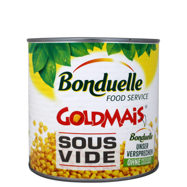 Goldmais Bonduelle, 1870-ml-Dose
